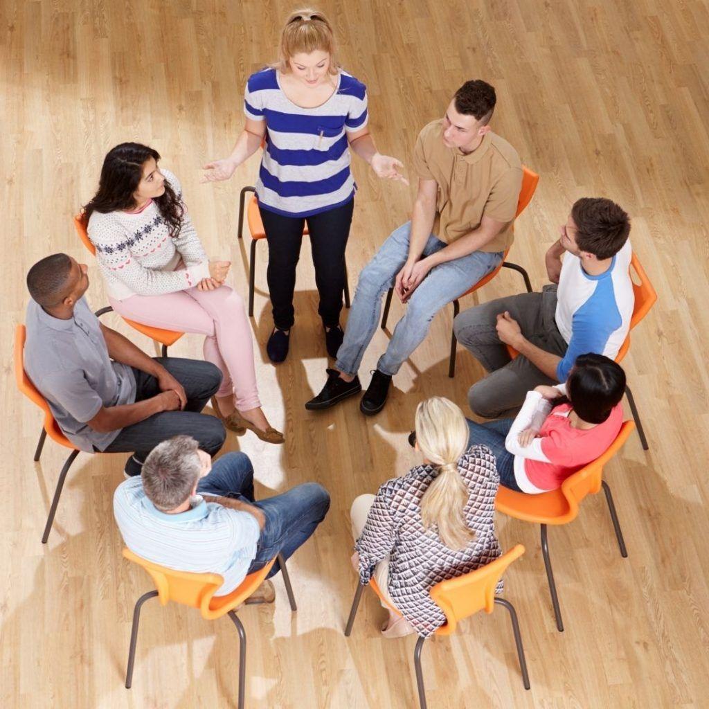 Grupos de crecimiento personal